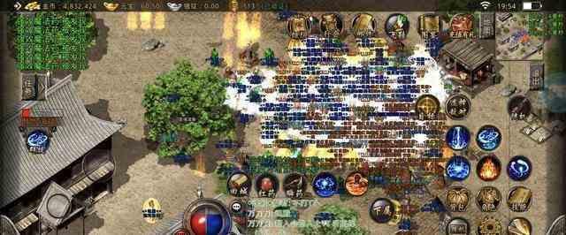 老单职业传奇手游中玩家分享法师与战士PK的方法