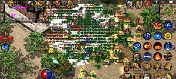级变态传奇65535中法师的实力取决于玩家