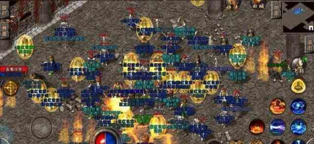 超变传奇sf中幻境迷宫的正确走法 超变传奇sf 第1张