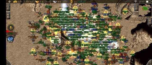 我的热血传奇sf发布网的游戏我说了算