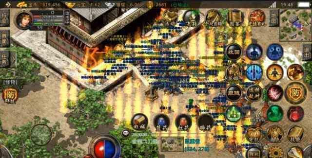 给非R刚开一秒韩版传奇里玩家提供三个发展路线